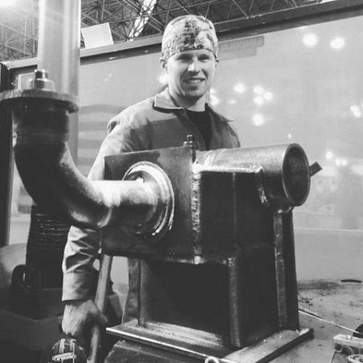 Still Building America—Champion welder passes on his knowledge