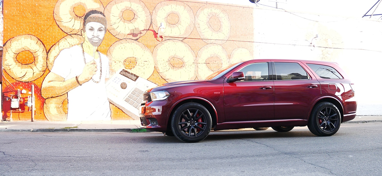 Dodge Garage: Road Trip with the Durango SRT® – PART 1