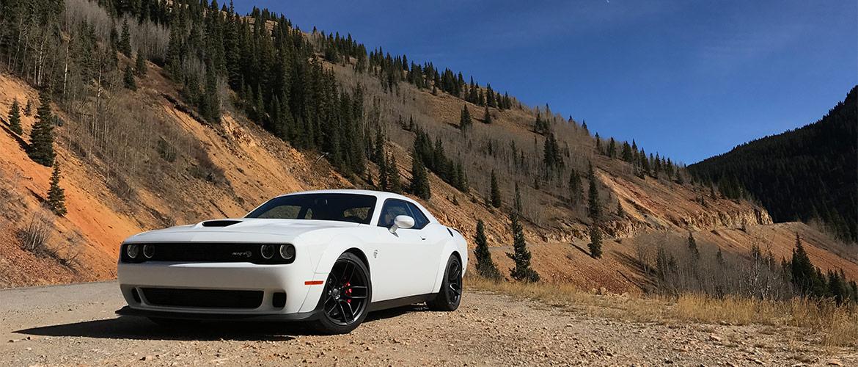 Dodge Garage: Wide Open West in a Dodge Challenger SRT® Widebody – Part 1