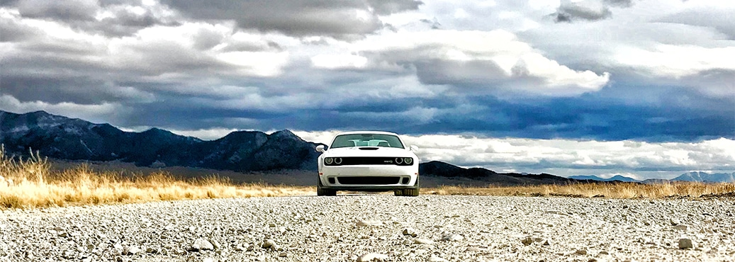Dodge Garage: Wide Open West in a Dodge Challenger SRT® Widebody – Part 3