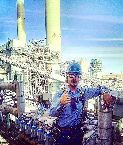 Still Building America: Dylan Huso, third-generation pipefitter/welder