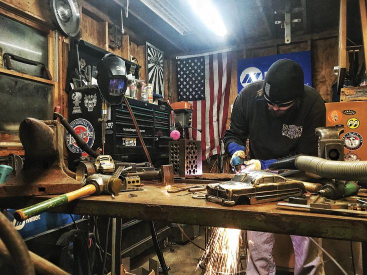 TheFabricator.com, Future welders: Enter the trade with both eyes open