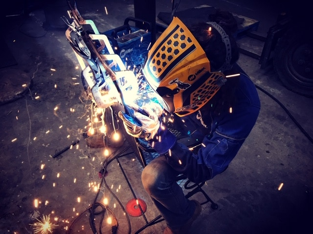 Still Building America: Sharon Hall receives a life changing opportunity through welding