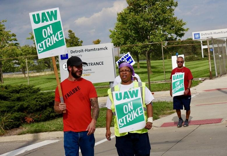 TheFabricator.com: U.S. auto industry's Big 3 once again playing unfair with UAW