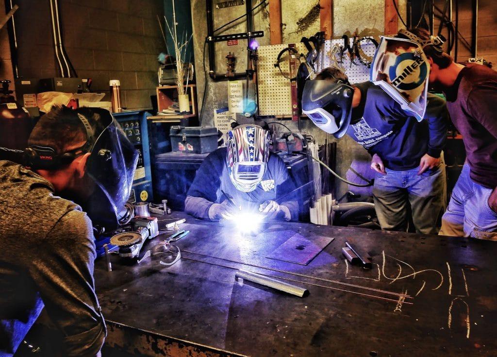 Welding Workshops with Josh Welton
